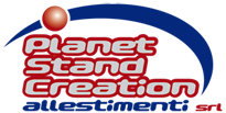 Logo Planet Stand Creation